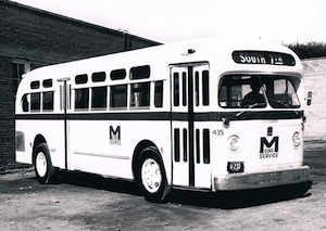 Moore Services bus line.